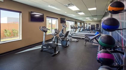 Fitness Facility | Best Western Plus Houston I-45 North Inn & Suites