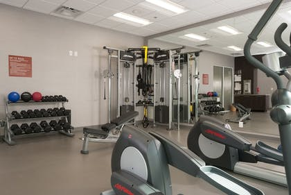 Fitness Facility | TownePlace Suites Charleston Airport/Convention Center