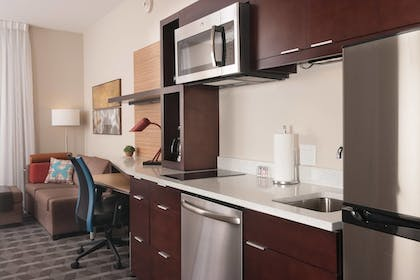 In-Room Kitchen | TownePlace Suites Charleston Airport/Convention Center