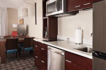 In-Room Kitchenette | TownePlace Suites Charleston Airport/Convention Center