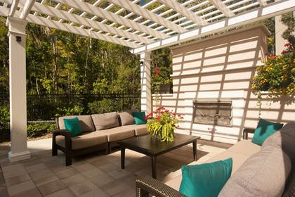 Terrace/Patio | TownePlace Suites Charleston Airport/Convention Center