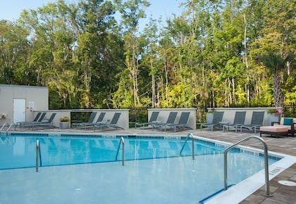 Outdoor Pool | TownePlace Suites Charleston Airport/Convention Center