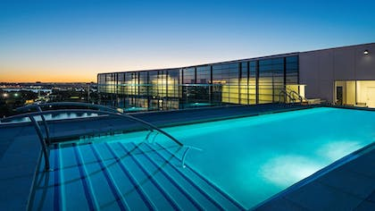 Rooftop Pool | Hyatt House Washington DC/The Wharf