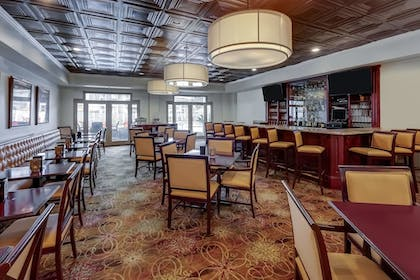 Hotel Bar |  | Richmond Inn & Suites Trademark Collection by Wyndham