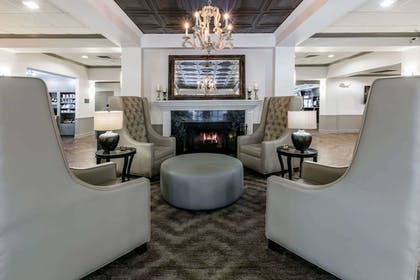 Lobby |  | Richmond Inn & Suites Trademark Collection by Wyndham