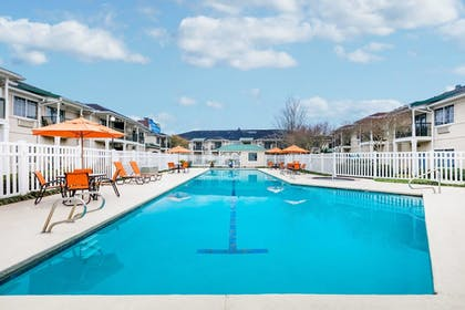 Pool |  | Richmond Inn & Suites Trademark Collection by Wyndham
