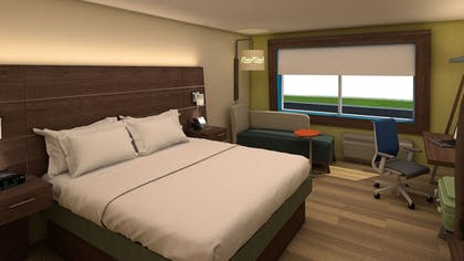 Guestroom | Holiday Inn Express and Suites Gettysburg