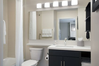 Bathroom | Candlewood Suites Miami Exec Airport - Kendall