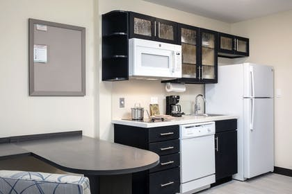 In-Room Kitchen | Candlewood Suites Miami Exec Airport - Kendall