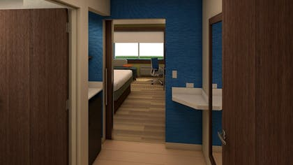 Room | Holiday Inn Express and Suites North Brunswick
