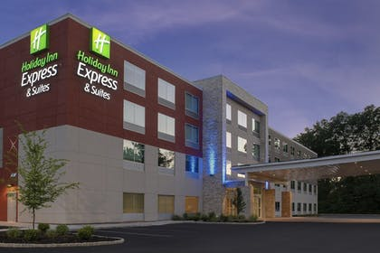 Exterior | Holiday Inn Express and Suites North Brunswick