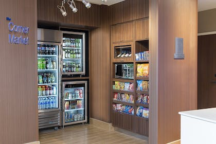 Snack Bar | Fairfield Inn & Suites by Marriott Indianapolis Fishers