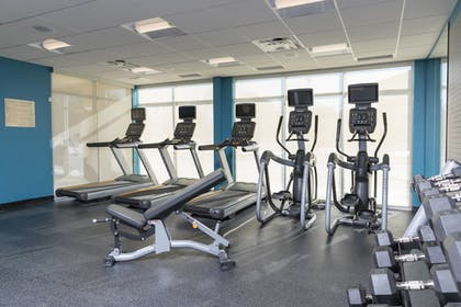 Sports Facility | Fairfield Inn & Suites by Marriott Indianapolis Fishers