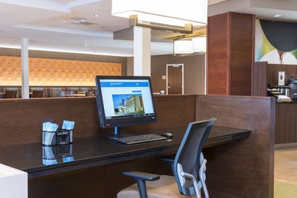 Business Center | Fairfield Inn & Suites by Marriott Indianapolis Fishers