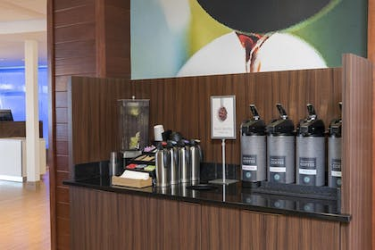 Cafe | Fairfield Inn & Suites by Marriott Indianapolis Fishers