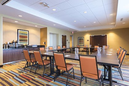 Meeting Facility | Fairfield Inn & Suites by Marriott Indianapolis Fishers
