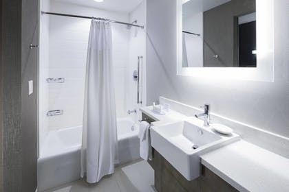Bathroom | SpringHill Suites by Marriott Clearwater Beach