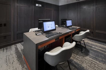 Business Center | SpringHill Suites by Marriott Clearwater Beach