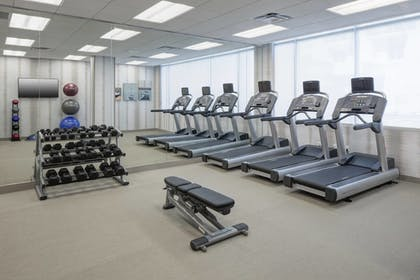 Fitness Facility | SpringHill Suites by Marriott Clearwater Beach