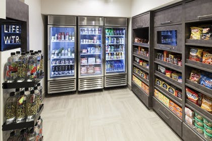 Snack Bar | SpringHill Suites by Marriott Clearwater Beach