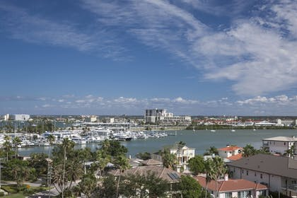 View from Hotel | SpringHill Suites by Marriott Clearwater Beach