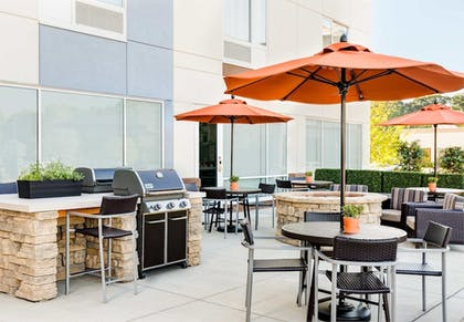 Terrace/Patio | TownePlace Suites by Marriott Charlotte Fort Mill