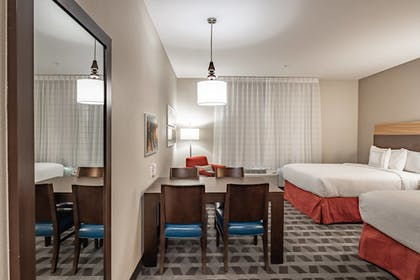 Guestroom | TownePlace Suites by Marriott Dallas Mesquite