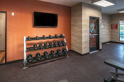 Fitness Facility | TownePlace Suites by Marriott Dallas Mesquite