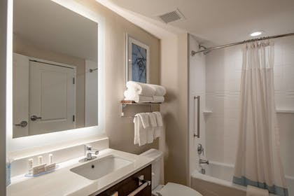 Bathroom | TownePlace Suites by Marriott Dallas Mesquite