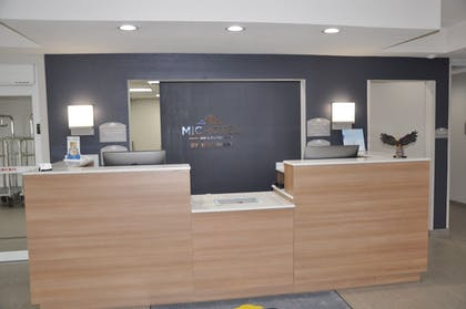 Reception | Microtel Inn and Suites by Wyndham Lubbock