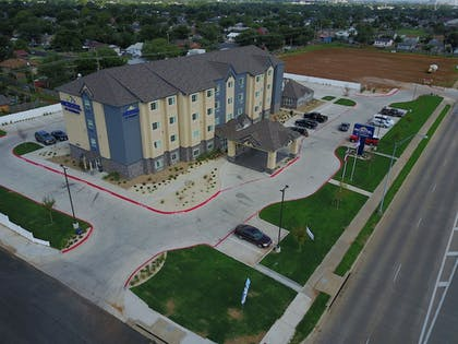 Aerial View | Microtel Inn and Suites by Wyndham Lubbock