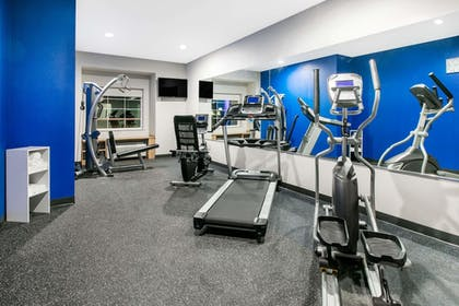 Fitness Facility | Microtel Inn and Suites by Wyndham Lubbock