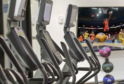 Gym | The Hotel at the University of Maryland