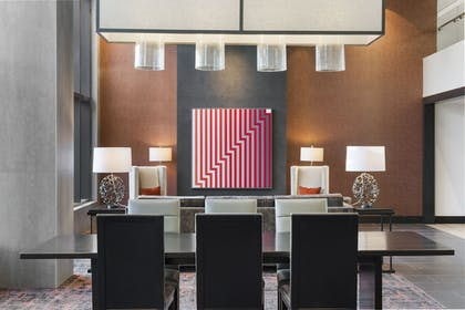 Lobby Sitting Area | The Hotel at the University of Maryland
