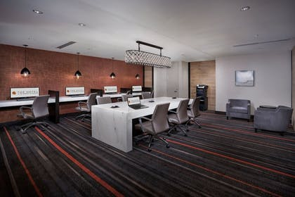 Business Center | The Hotel at the University of Maryland