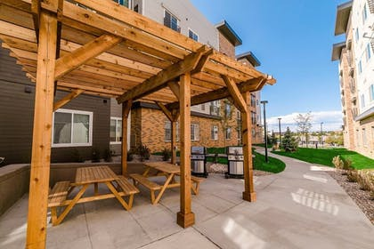 Terrace/Patio | WaterWalk Hotel Denver Tech Center