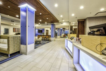 Hotel Interior | Holiday Inn Express & Suites Farmers Branch
