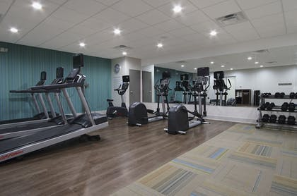 Fitness Facility | Holiday Inn Express & Suites Lake Charles South