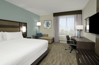 Guestroom View | Holiday Inn Express & Suites Lake Charles South