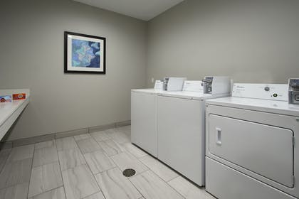 Laundry Room | Holiday Inn Express & Suites Lake Charles South