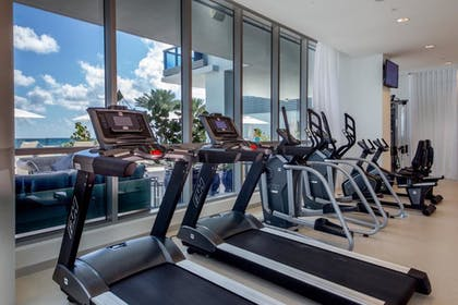 Gym | Suite Life Miami at The Monte Carlo