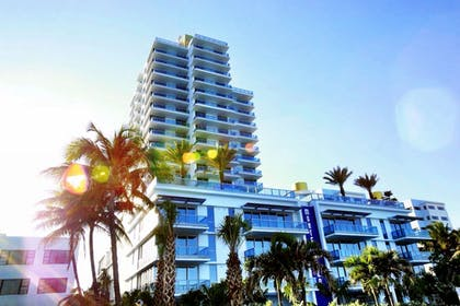 Hotel Front | Suite Life Miami at The Monte Carlo