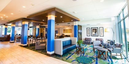 Lobby Lounge | Holiday Inn Express & Suites Greenville S- Piedmont