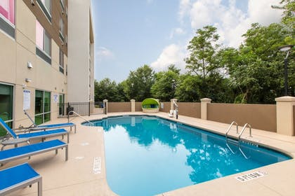 Pool | Holiday Inn Express & Suites Greenville S- Piedmont