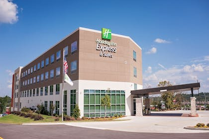 Exterior   Holiday Inn Express And Suites- Birmingham North-Fultondale
