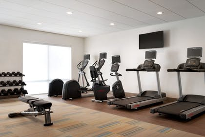 Fitness Facility | Holiday Inn Express And Suites-Cincinnati South - Wilder