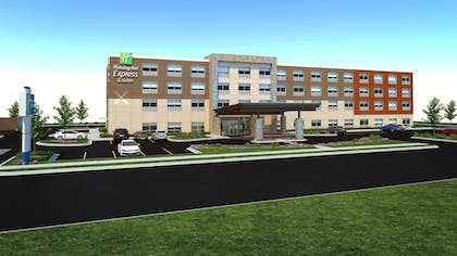 Exterior | Holiday Inn Express And Suites-Cincinnati South - Wilder