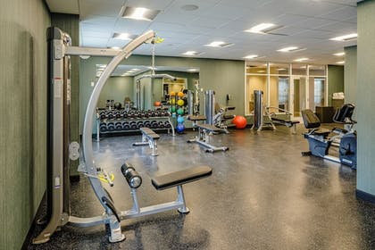 Fitness Facility | Hotel Madison & Shenandoah Conference Ctr