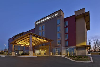 Exterior | SpringHill Suites by Marriott Chattanooga North/Ooltewah