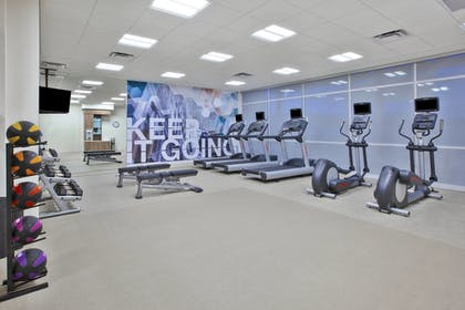 Sports Facility | SpringHill Suites by Marriott Chattanooga North/Ooltewah